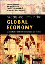 """""""Nations and Firms in the Global Economy"""" (9780511159268)"""