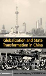 """""""Globalization and State Transformation in China"""" (9780511162275)"""