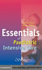 """Essentials of Paediatric Intensive Care"" (9780511162305)"