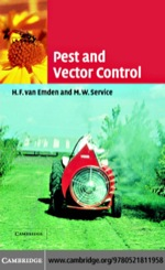 """""""Pest and Vector Control"""" (9780511162350)"""