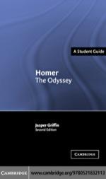 """""""Homer: The Odyssey"""" (9780511162497)"""