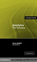 """Aeschylus: The Oresteia"" (9780511162527)"