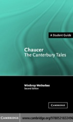 """Chaucer: The Canterbury Tales"" (9780511162534)"