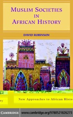 """Muslim Societies in African History"" (9780511162749)"