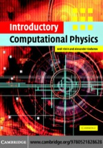 """Introductory Computational Physics"" (9780511166501)"