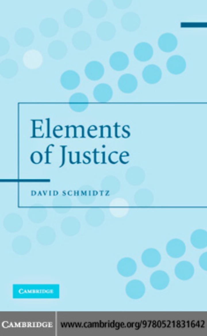 The Elements of Justice