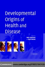 """Developmental Origins of Health and Disease"" (9780511166594)"