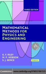 """Mathematical Methods for Physics and Engineering"" (9780511166839)"