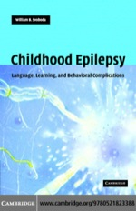 """Childhood Epilepsy"" (9780511189197)"