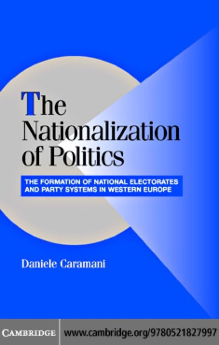 The Nationalization of Politics