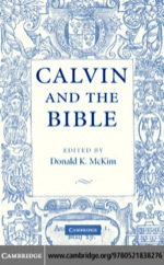 """Calvin and the Bible"" (9780511189944)"