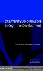 """Creativity and Reason in Cognitive Development"" (9780511189975)"