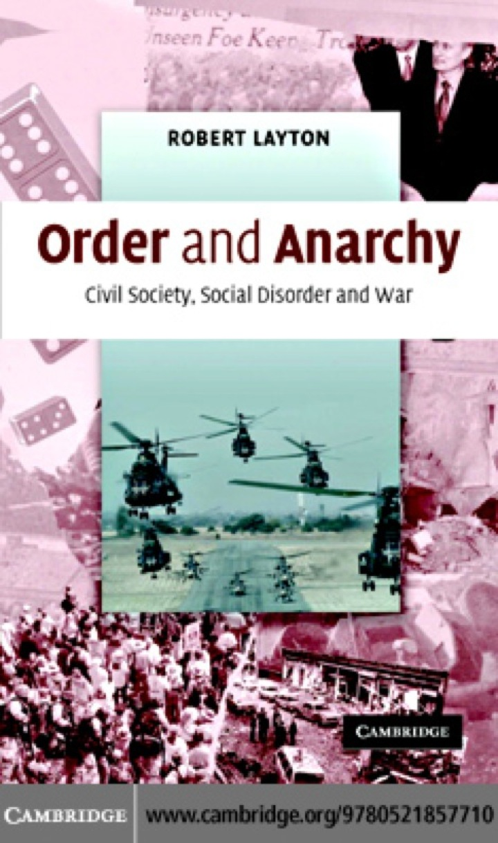 Order and Anarchy