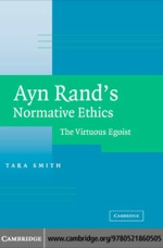 """""""Ayn Rand's Normative Ethics"""" (9780511190131)"""