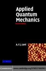 """""""Applied Quantum Mechanics"""" (9780511190155)"""