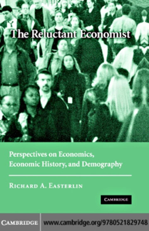 The Reluctant Economist