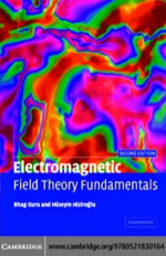 """Electromagnetic Field Theory Fundamentals"" (9780511206795)"