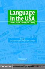 """Language in the USA"" (9780511206948)"
