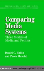 """""""Comparing Media Systems"""" (9780511207150)"""