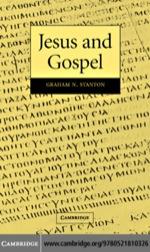 """""""Jesus and Gospel"""" (9780511207365)"""