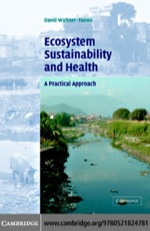 """Ecosystem Sustainability and Health"" (9780511207471)"