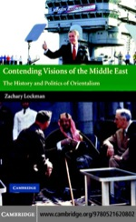 """""""Contending Visions of the Middle East"""" (9780511207884)"""