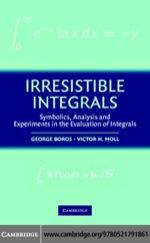 """""""Irresistible Integrals"""" (9780511207914)"""