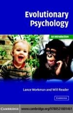 """Evolutionary Psychology"" (9780511207921)"