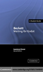 """Beckett: Waiting for Godot"" (9780511208485)"