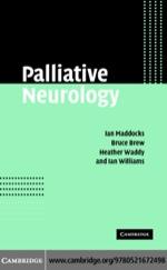 """Palliative Neurology"" (9780511217494)"