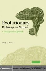 """Evolutionary Pathways in Nature"" (9780511217890)"