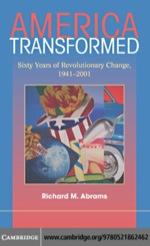 """America Transformed"" (9780511218071)"