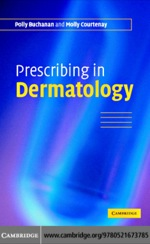 """Prescribing in Dermatology"" (9780511222719)"