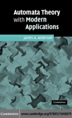 """""""Automata Theory with Modern Applications"""" (9780511223013)"""