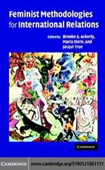"""""""Feminist Methodologies for International Relations"""" (9780511223174)"""