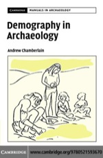 """Demography in Archaeology"" (9780511223327)"