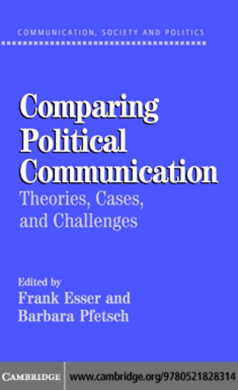 Comparing Political Communication