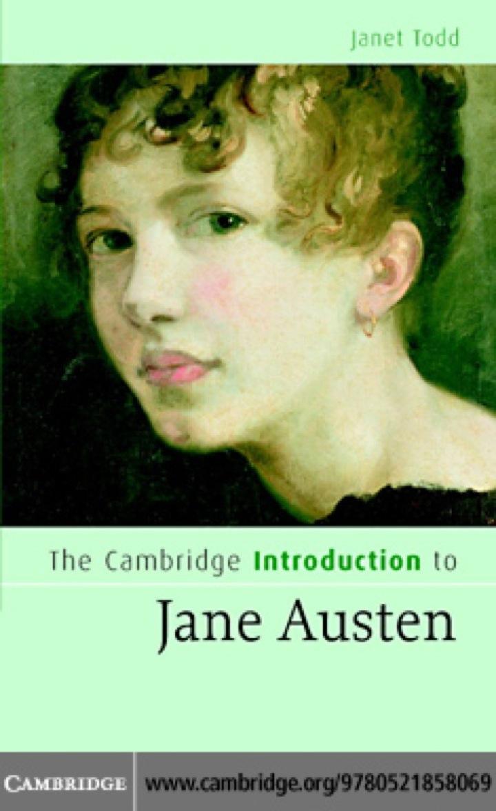 The Cambridge Introduction to Jane Austen