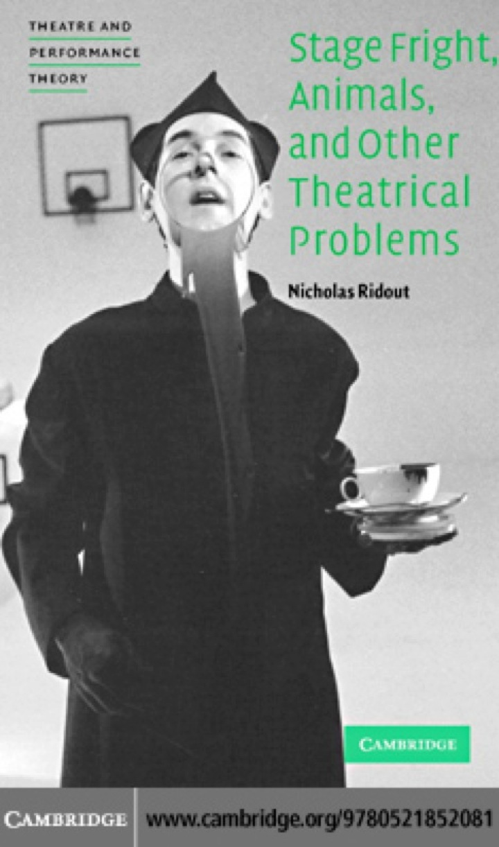 Stage Fright, Animals, and Other Theatrical Problems