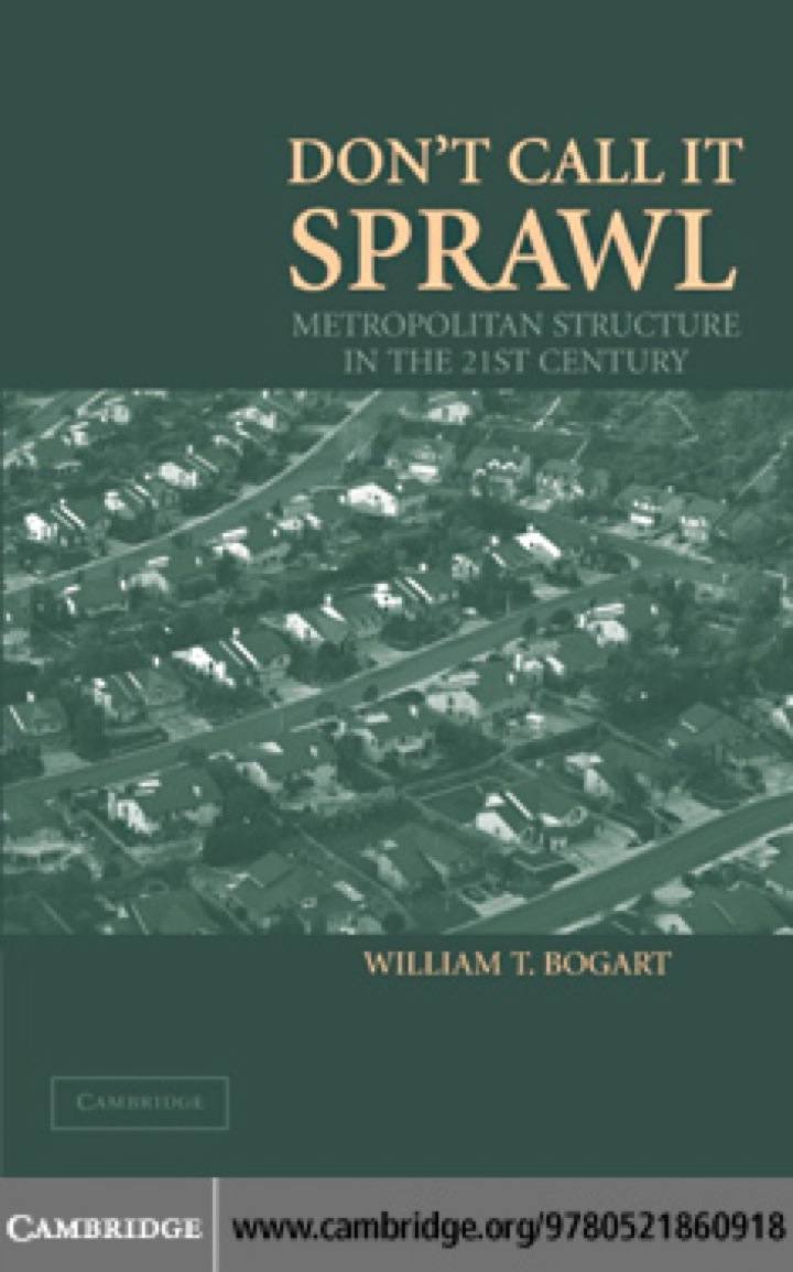 Don't Call It Sprawl