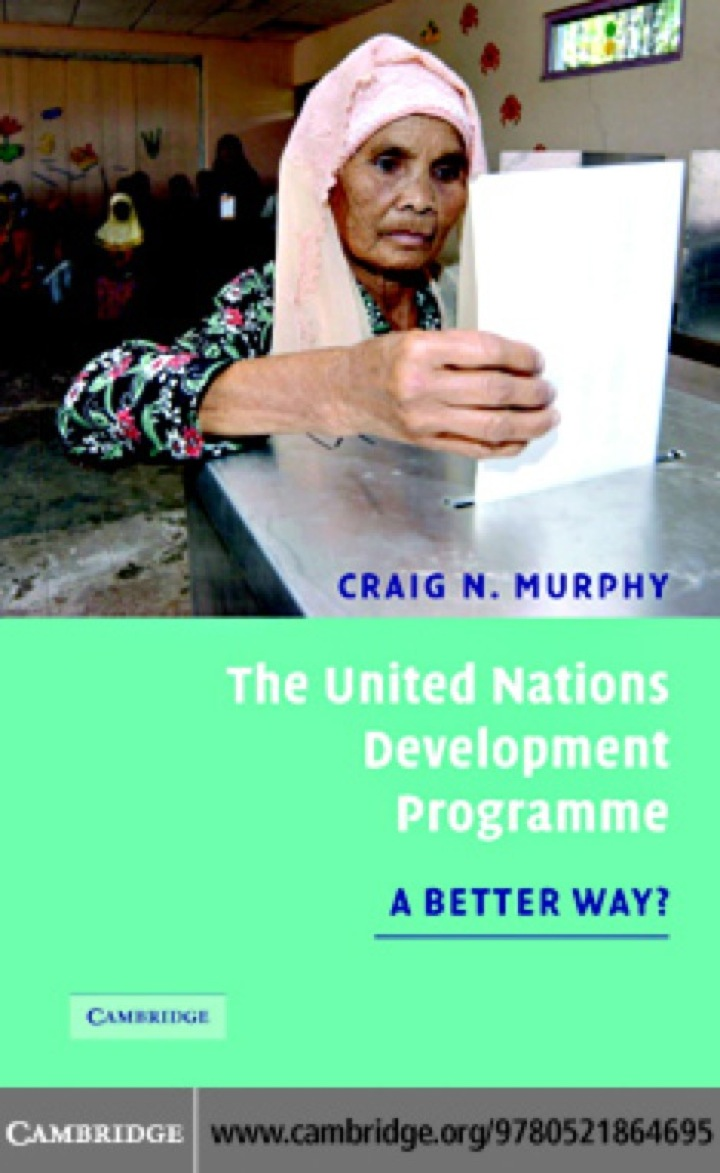 The United Nations Development Programme