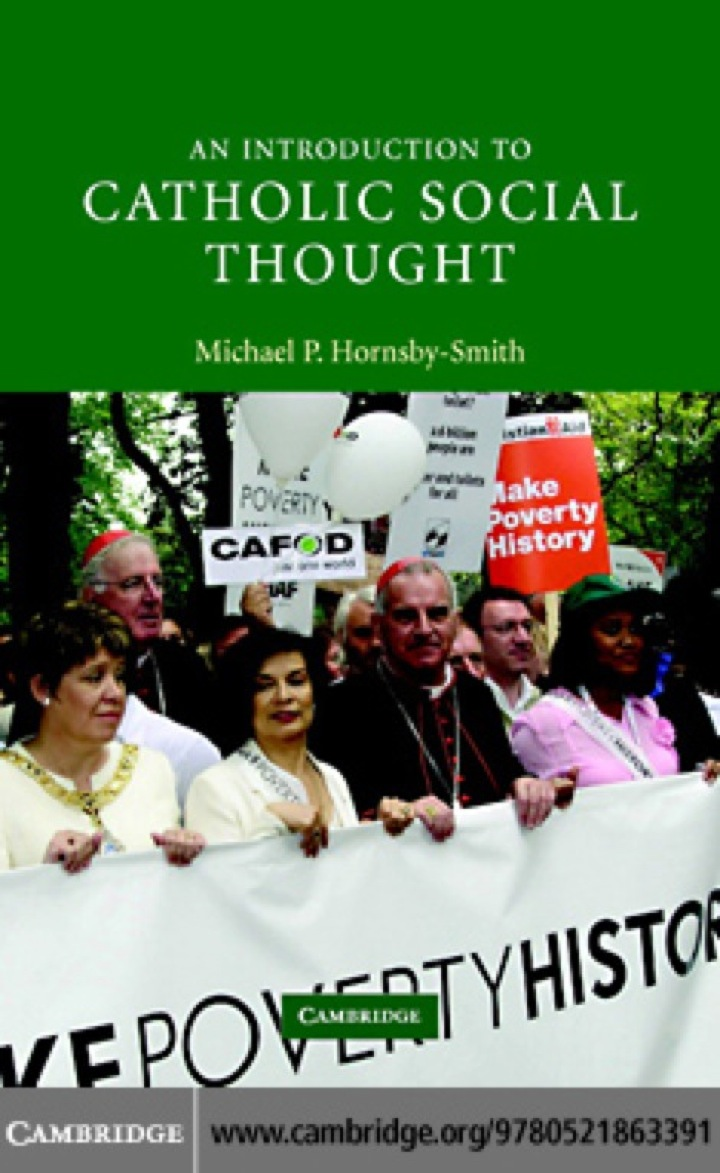 An Introduction to Catholic Social Thought