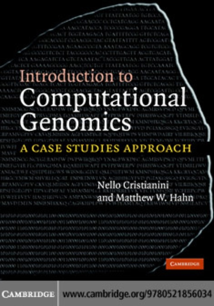 Introduction to Computational Genomics