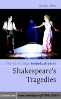The Cambridge Introduction to Shakespeare's Tragedies 9780511271519