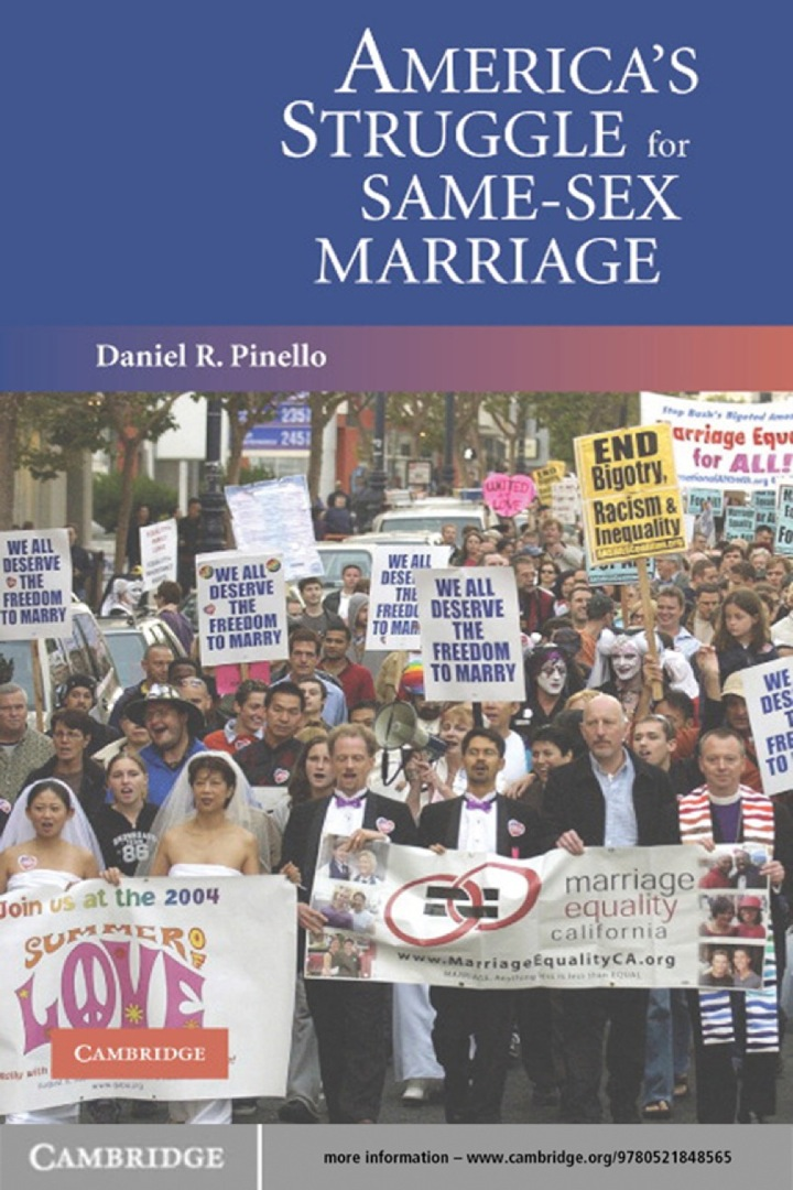 America's Struggle for Same-Sex Marriage