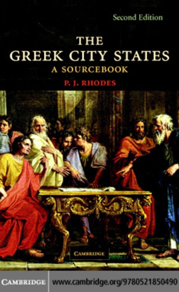 The Greek City States