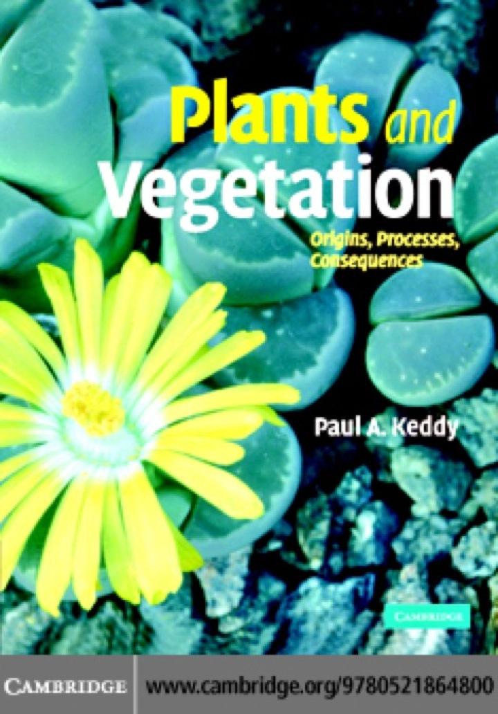 Plants and Vegetation
