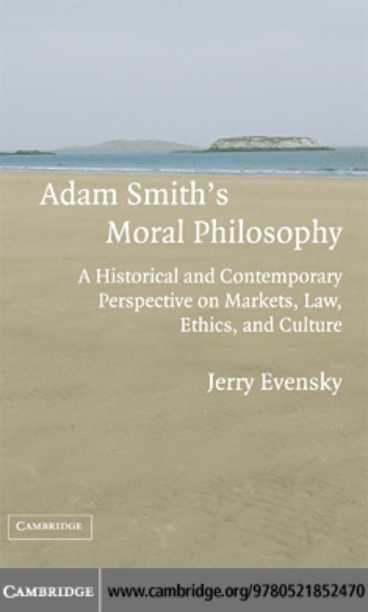 Adam Smith's Moral Philosophy