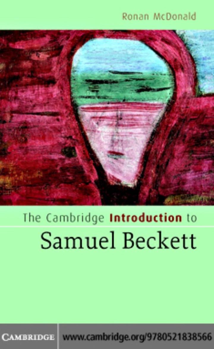 The Cambridge Introduction to Samuel Beckett