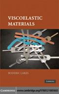 Viscoelastic Materials 9780511577376